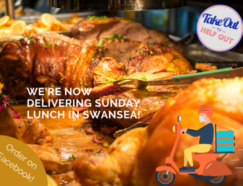We're Now Delivering Sunday Lunch in Swansea!