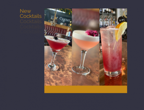 Have a Cherry Merry Christmas With Our New Cocktails