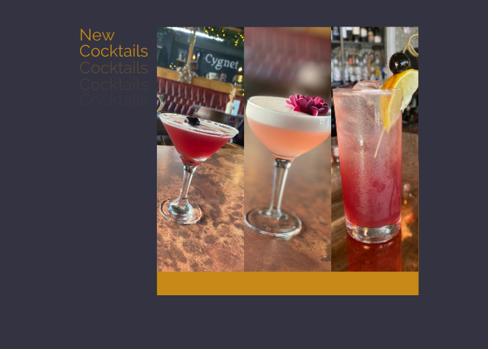 New Cherry Cocktails