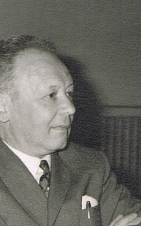 Jan Boone Sr inventor of the Lotus Biscoff biscuit