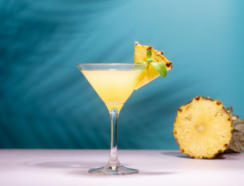 How to make a Pineapple Daiquiri