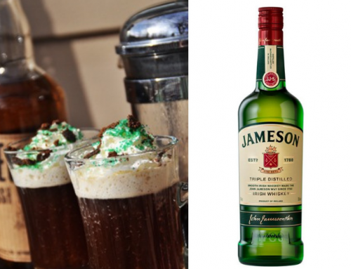 Warming Mint Chocolate Irish Coffee Recipe