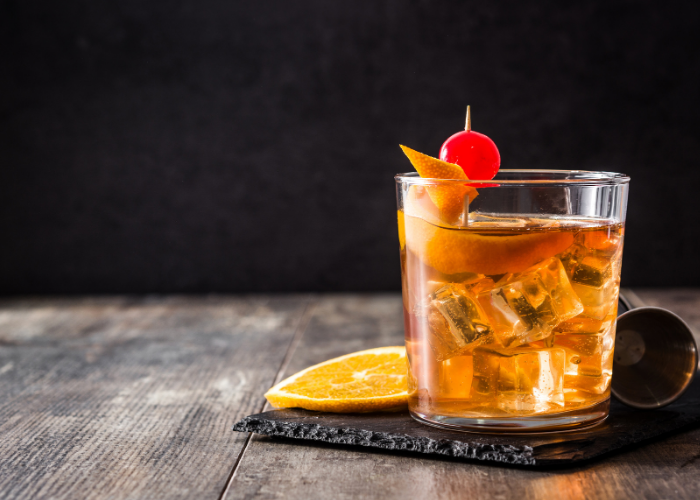 Old Fashioned, cocktail